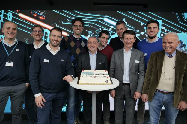 Team Atlas Copco con UtensileriaOnline durante Roadshow Smart Connecte Assembly